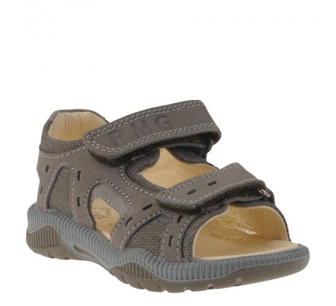 Nu-pieds garçon - PRIMIGI - Taupe