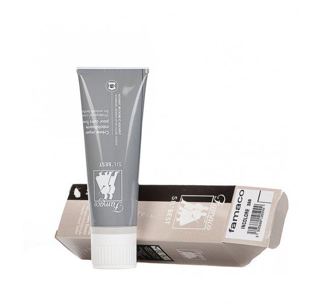 SIL'BEST INCOLORE Crème imperméabilisante pour cuirs lisses -  399
