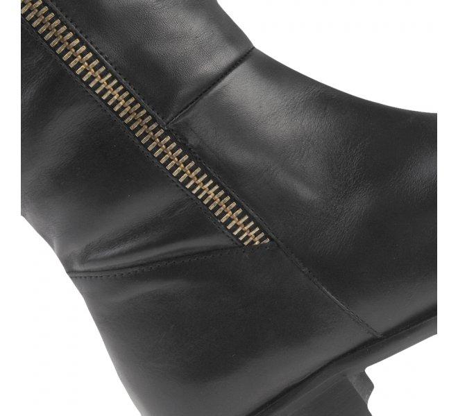 Bottes femme - CYPRES - Noir