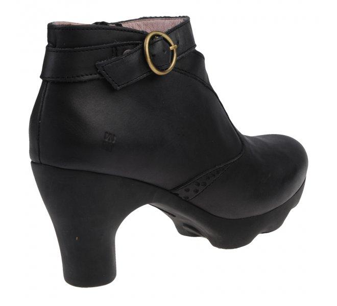 Boots femme - EL NATURA LISTA - Noir