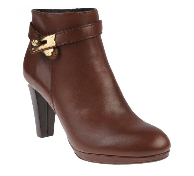 Boots femme - CYPRES - Naturel