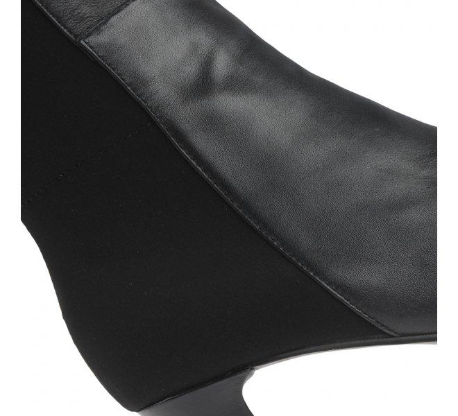 Bottes femme - CARMA - Noir