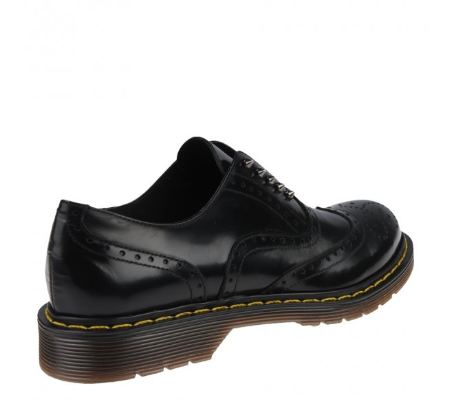 Chaussures à lacets femme - MIGLIO - Noir