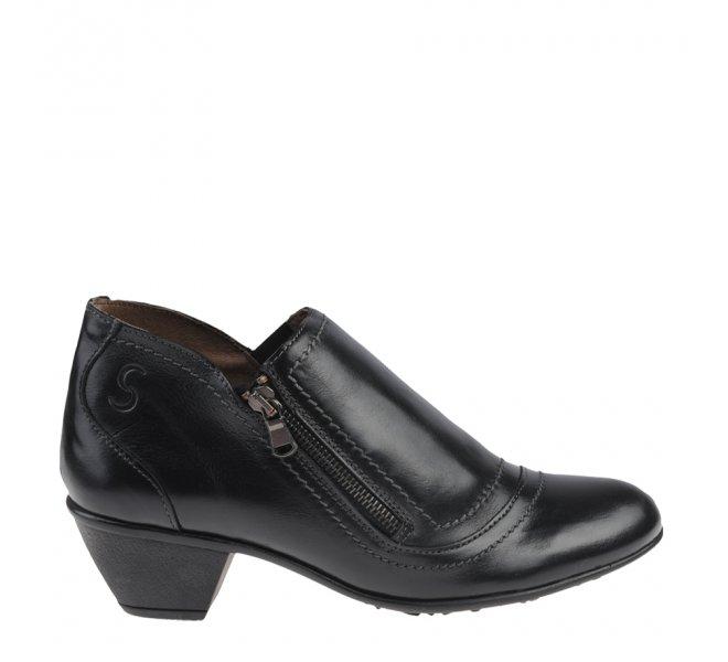 Chaussures de confort femme - OMBELLE - Noir