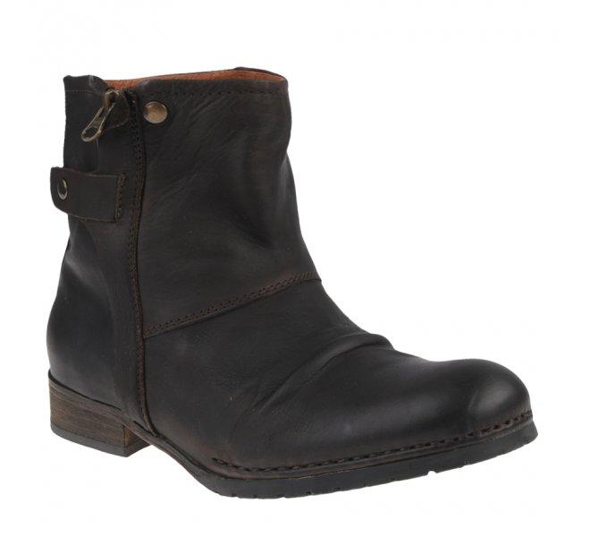 Boots homme - GOLDMUD - Marron