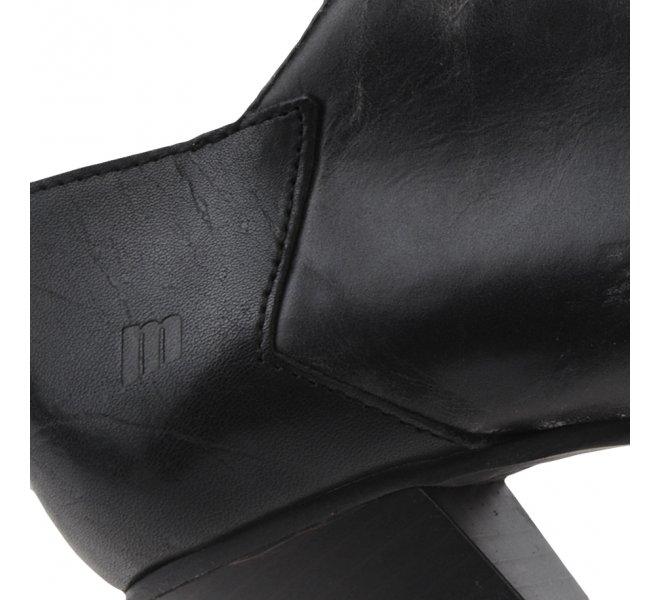 Boots femme - MTNG - Noir
