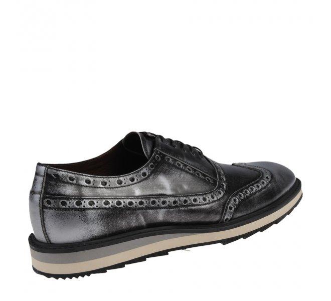 Chaussures à lacets homme - CHIBS - Gris
