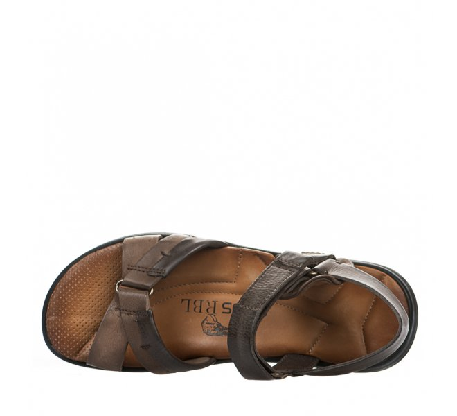 Nu-pieds homme - MJUS - Taupe