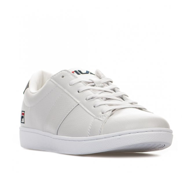 Baskets Fila blanc garçon TEMPER LOW BRIGHT 56670