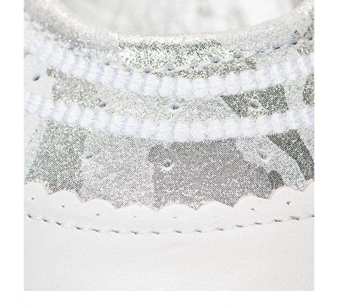Ballerines fille - NOEL - Blanc