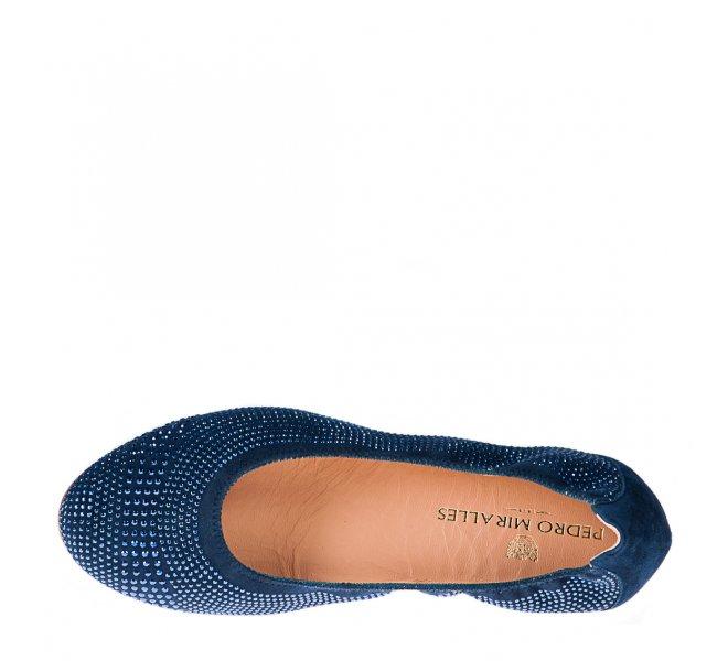 Ballerines femme - PEDRO MIRALLES - Bleu marine