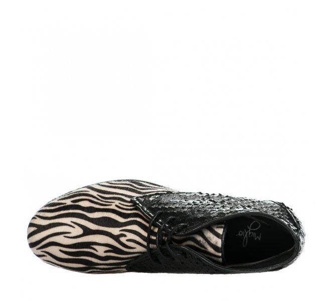 Bottines femme - MIGLIO - Zebre