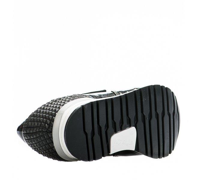 Baskets fille - HIP - Noir