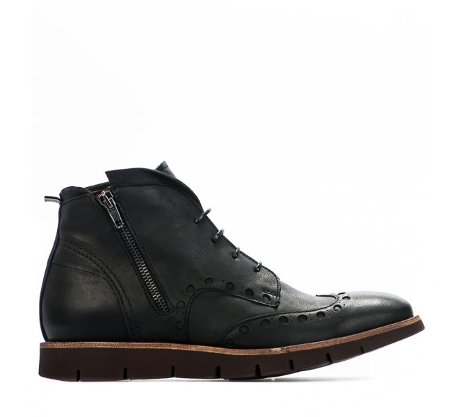Bottines homme - CHIBS - Noir