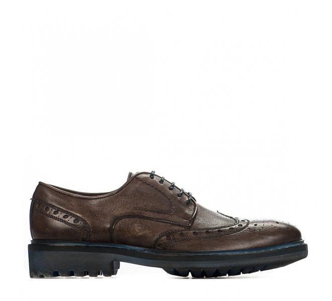 Chaussures à lacets homme - CHIBS - Marron
