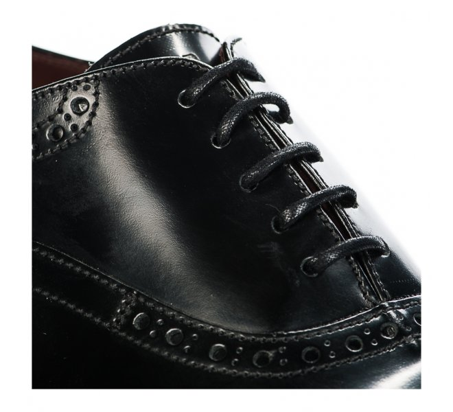 Chaussures à lacets homme - CHIBS - Noir