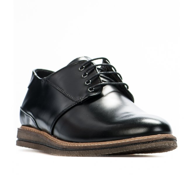 Chaussures à lacets homme - SCHMOOVE - Noir