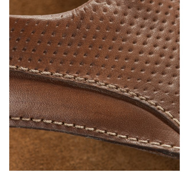 Mules homme - CYPRES - Marron