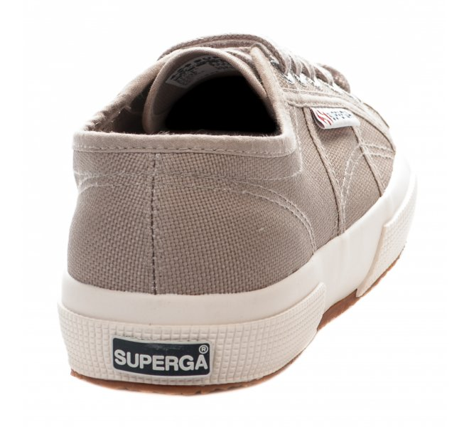 Baskets mixte - SUPERGA - Beige fonce