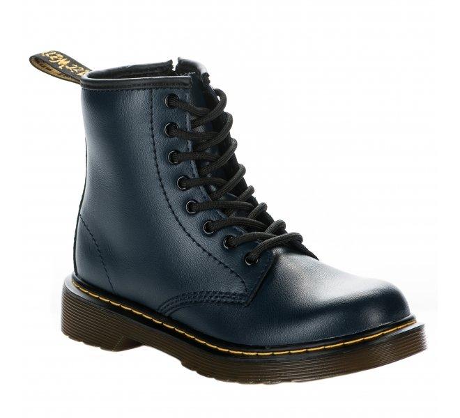 Chaussures mixte - DR MARTENS - Bleu marine