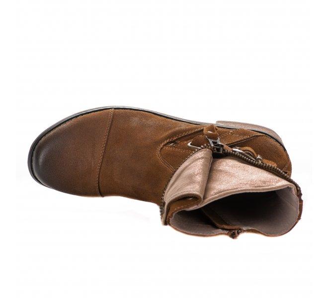 Boots femme - KDOPA - Naturel