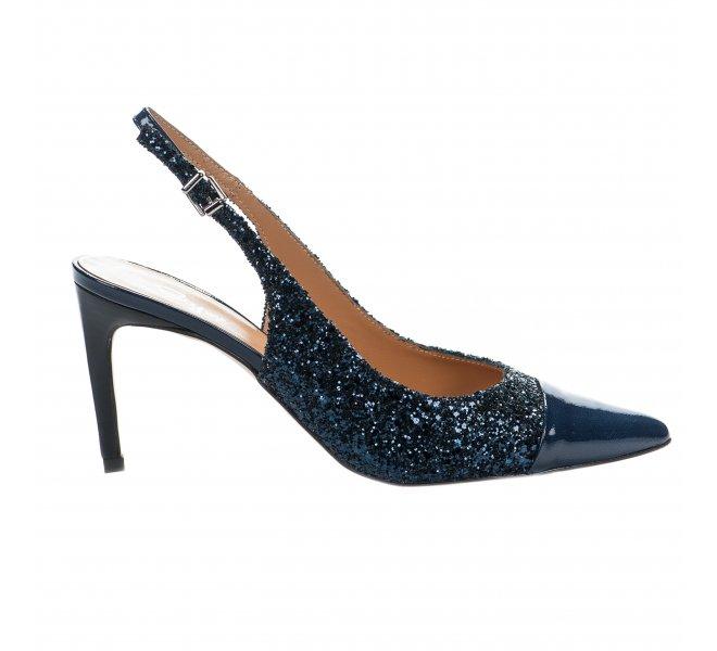 Escarpins femme - STYME - Bleu marine
