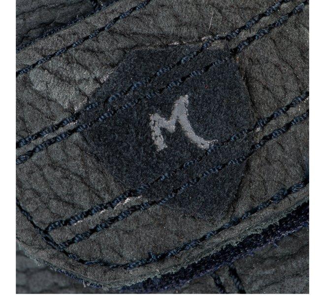 Bottines garçon - MINIBEL - Bleu marine