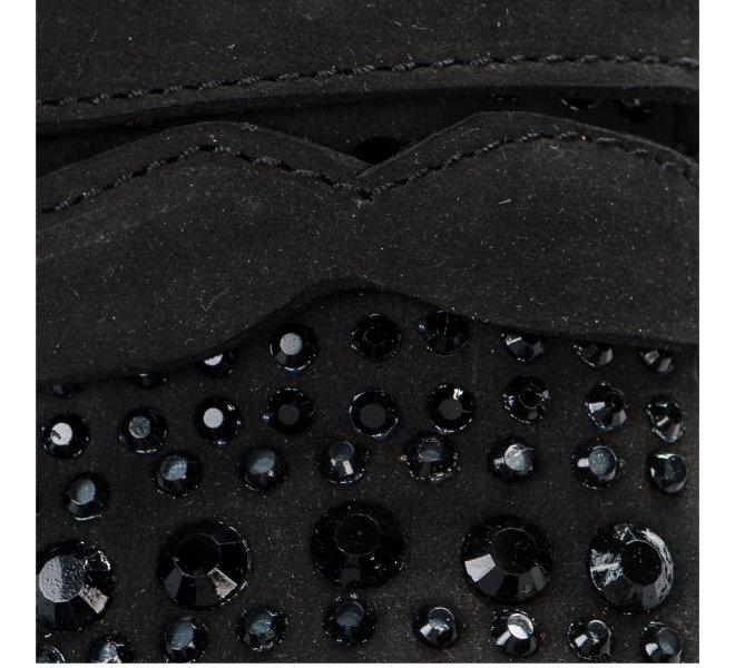 Mocassins femme - MIGLIO - Noir