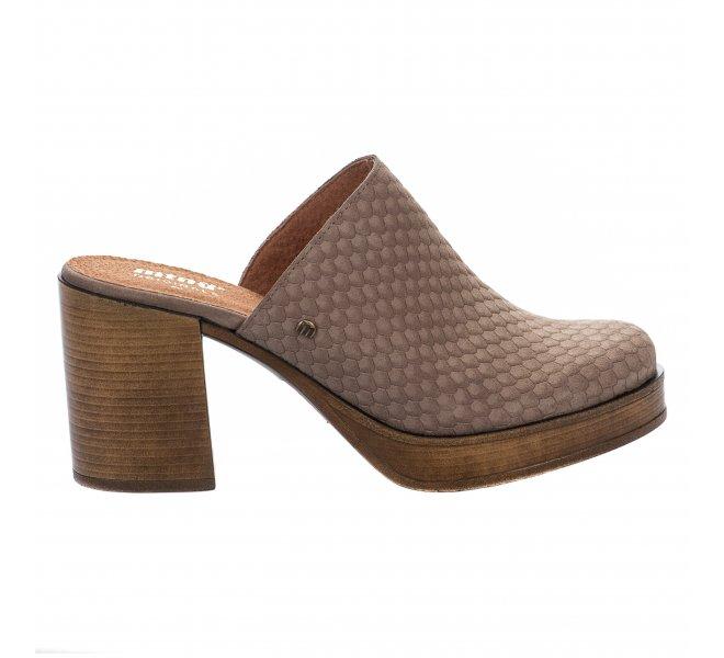 Chaussures femme - MTNG - Beige