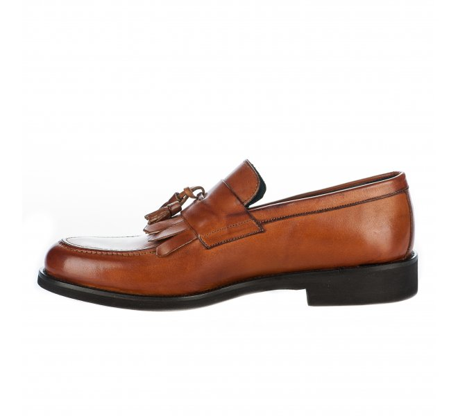 Mocassins homme - DANIEL KENNETH - Naturel
