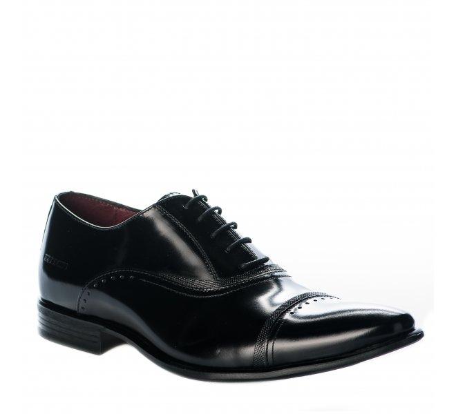 Chaussures à lacets homme - REDSKINS - Noir