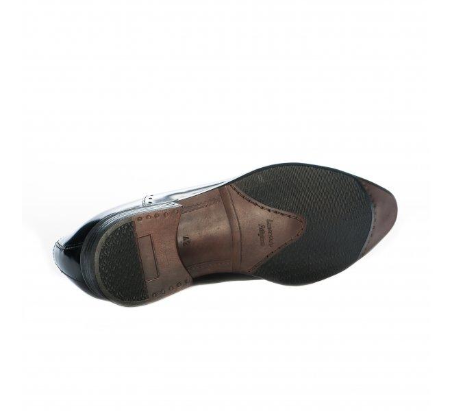 Provins 61060 Chaussures Redskins Noir Homme À Lacets BoedxC