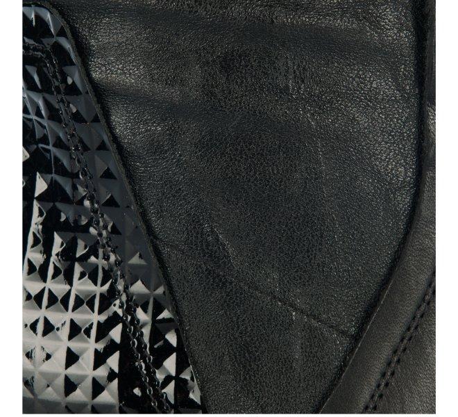 Bottes femme - FRANCE MODE - Noir