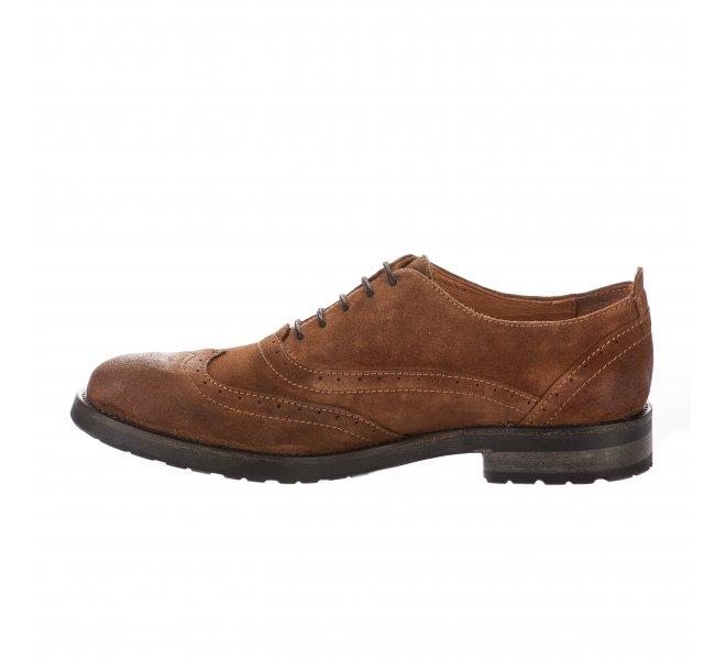 Chaussures à lacets homme - REPUBLYKA - Naturel