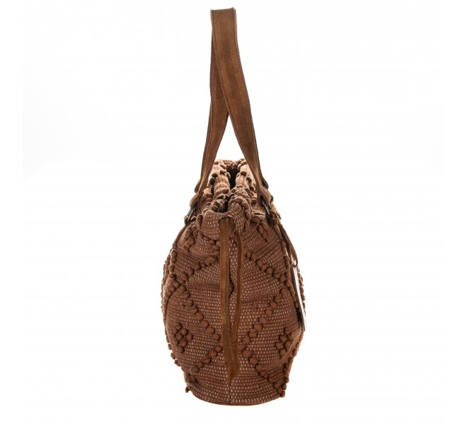 Sac à main femme - REPUBLYKA - Naturel