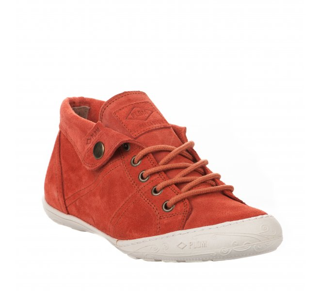 Baskets mode femme - PLDM - Terracotta