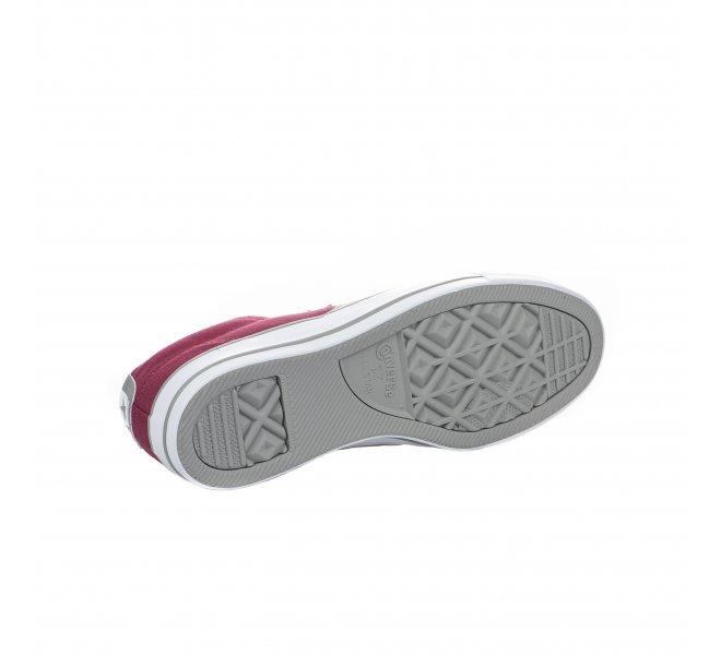 Baskets garçon - CONVERSE - Rouge bordeaux