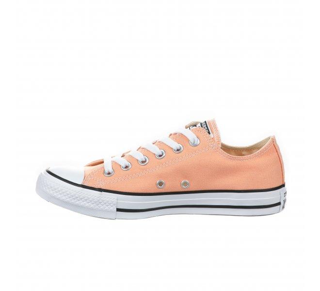 Baskets fille - CONVERSE - Abricot