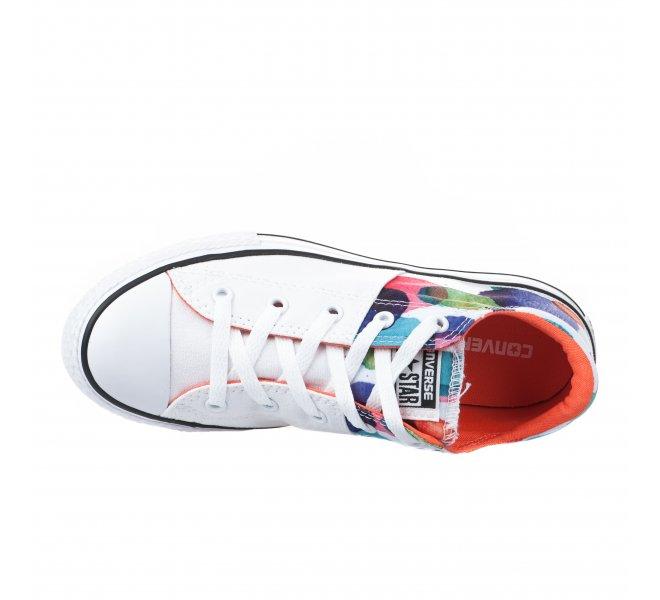 Baskets fille - CONVERSE - Blanc