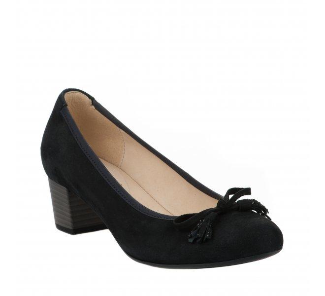 Chaussures de confort femme - GABOR - Bleu marine