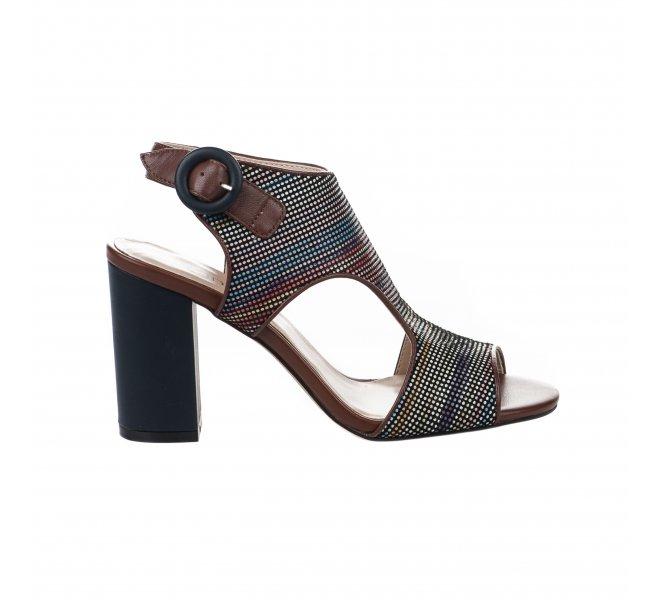 Nu pieds femme - VIVIAN RAY - Multicolore