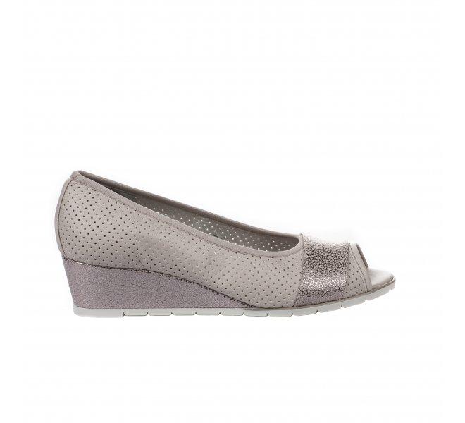 Chaussures de confort femme - CYPRES - Beige