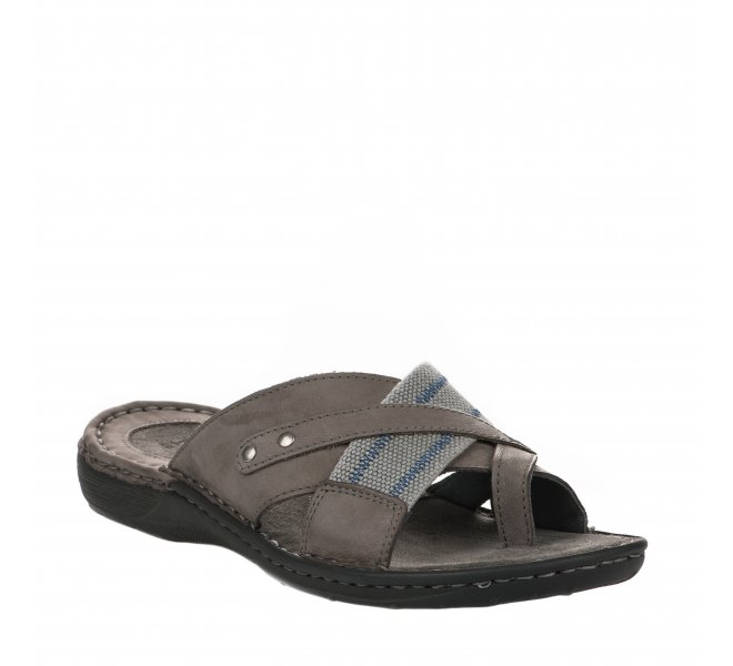 Mules homme - CYPRES - Gris
