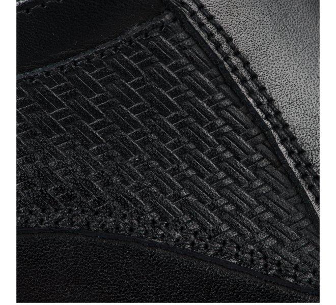 Chaussures à lacets homme - DANIEL KENNETH - Noir