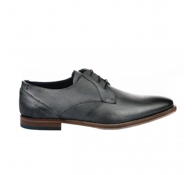 Chaussures à lacets homme - DANIEL KENNETH - Gris