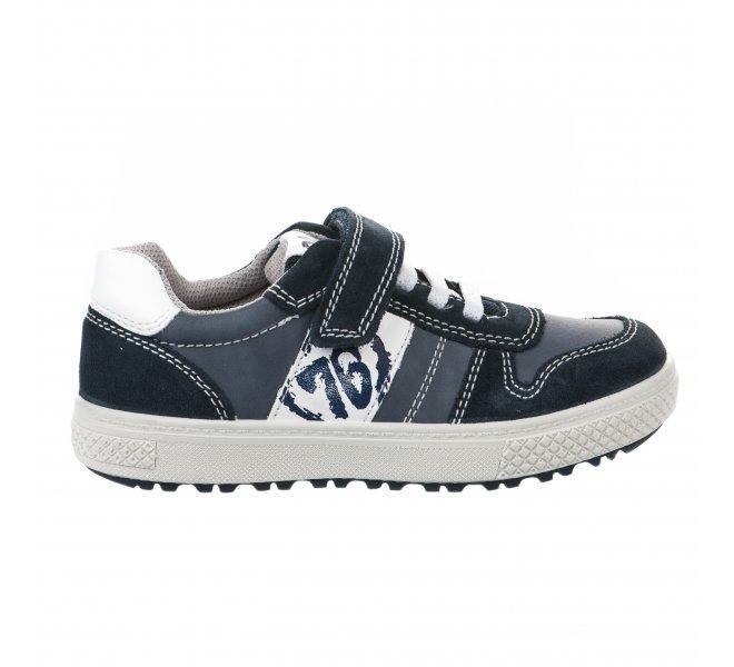Chaussures à lacets garçon - PRIMIGI - Bleu marine