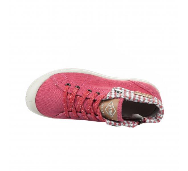Baskets fille - PLDM - Rose