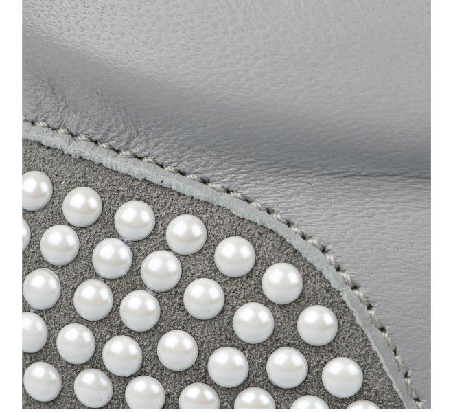 Baskets mode femme - MIGLIO - Gris