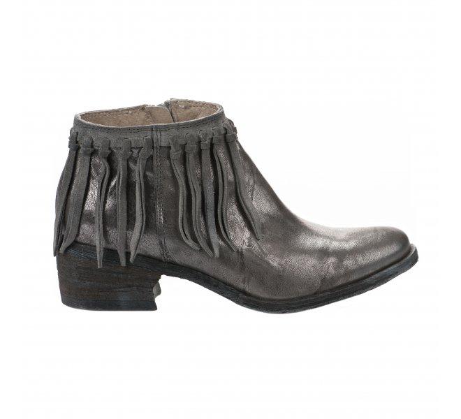 Boots femme - KHRIO - Gris