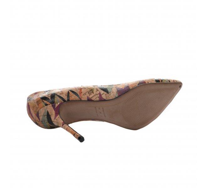 Escarpins femme - STYME - Multicolore